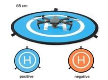 Portable Fast-fold water-proof 55/75cm Landing Pad Parking Apron for Mavic Pro Air Spark Phantom 4 Inspire 2 Drone