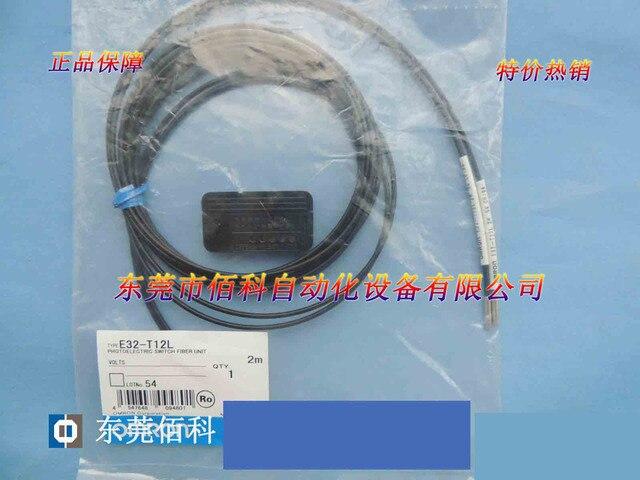 Special price new original omron fiber E32-T12L