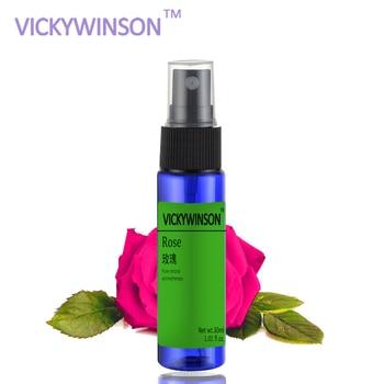 VICKYWINSON Rose deodorization spray 30ml Anti-sweat Fresh Ball Body Antiperspirants Underarm Deodorant Women Fragrance Men недорого