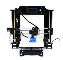 HICTOP Reprap Prusa I3 High Accuracy 3D printer with LCD Screen and DIY Kit