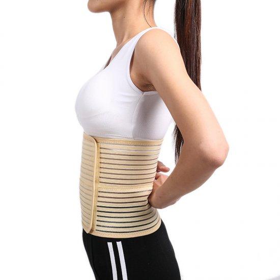 Braces & Supports  Elastic Abdominal Binder, Support Postpartum, Comfort Belly Binder postpartum psychosocial support