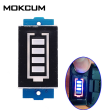 3S 3 Series Lithium Battery Capacity Indicator Module 12.6V Electric Vehicle Tester Li-po Li-ion Accu