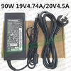 Brand NEW Factory Directly Supply Top Quality 19V 4 74A 90W Laptop AC Charger Adapter For