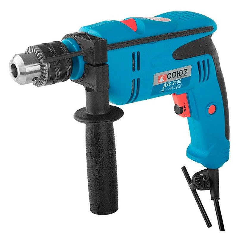 Hammer drill SOYUZ DUS-2190 electric drill soyuz dus 2150