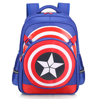 New Arrival Boy S Backpack Fashion School Bag School Backpack Waterproof Kid S Bag As A