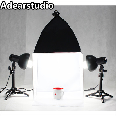 40cm Light Box Photo Studio Of Imaging System For Photography Jewelry Small