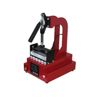 OEM logo Printing Heat Press Machine for pen