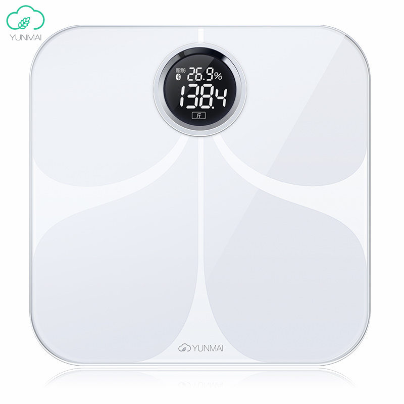 International Version Yunmai Premium Smart Weight Scale 10 Body Date Healty Digital Big Scales English APP Analyze Loss Weight International Version Yunmai Premium Smart Weight Scale 10 Body Date Healty Digital Big Scales English APP Analyze Loss Weight