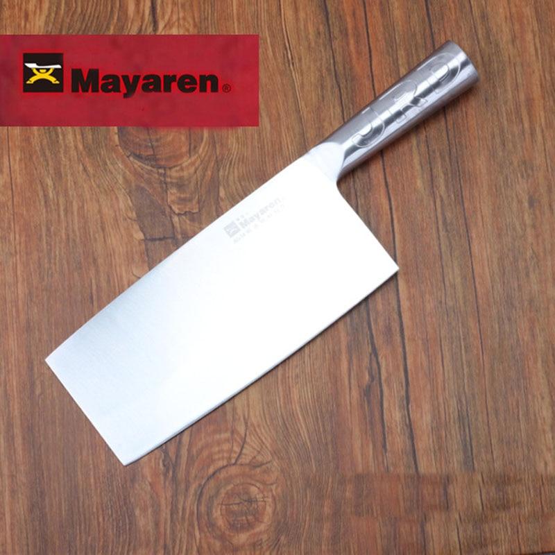 LD brand dual font b knife b font compound steel kitchen font b knives b font