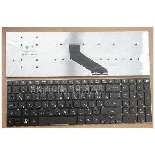 Русская Клавиатура для Packard Bell LK11BZ LK13BZ LS11HR VAB70 TS11-HR-326RU p5ws5 p7ys5 VG70 RU Клавиатура Ноутбука