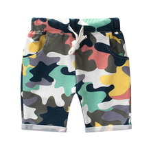 hot deal buy summer boy shorts camouflage casual shorts for boys children fashion 2017 trousers new design kids sport pants boys soft pants