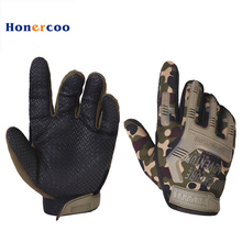 Winter Men's Lightweight Army Military Tactical Gloves Paintball Shooting Full Finger Motocycel Mittens