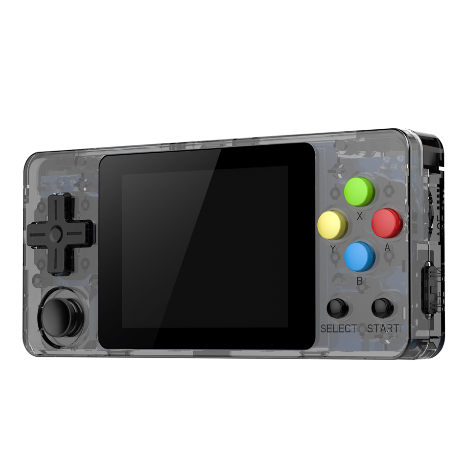 Image 3 - LDK Landscape Version+Tempered glass film, 2.6inch Screen Mini Handheld Game Console.Handle game players. Three colours in stock-in Handheld Game Players from Consumer Electronics