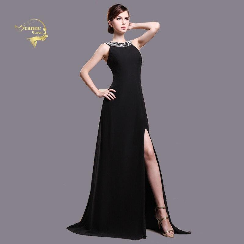 Черное длинное вечернее платье Арабские Вечерние платья раздельная юбка женские костюмы элегантное платье для выпускного вечера для сваде...