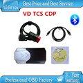 Com Bluetooth NEC VD relé cdp NOVO VCI TCS CDP PRO MAIS pro cdp 2015.3 R3 livre acitve/2014.2 com keygen pode escolher