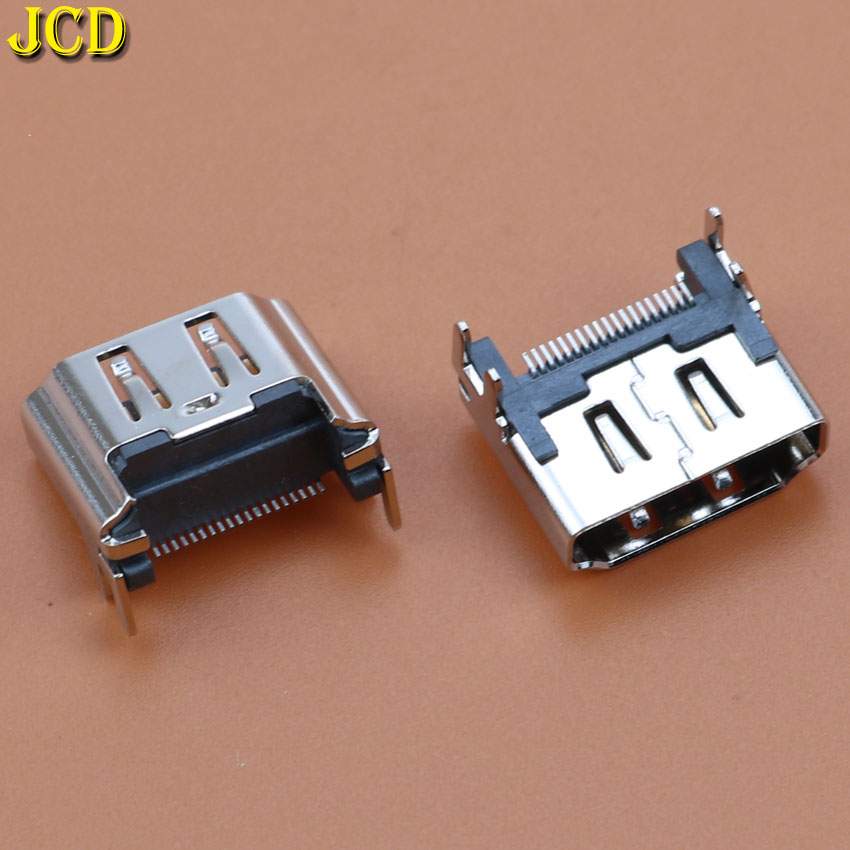 Image 4 - JCD 1pcs For Sony Playstation 4 for PS4 HDMI Port Socket Interface Connector slot replacement-in Replacement Parts & Accessories from Consumer Electronics