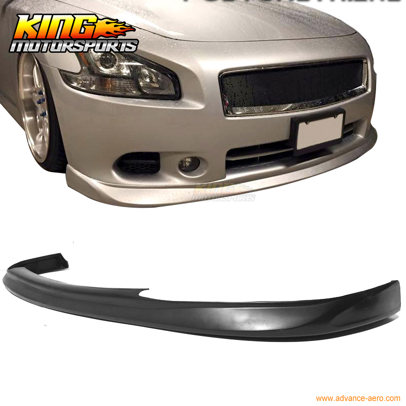 2009 Nissan Maxima Exterior: Fits 2009 2014 Nissan Maxima 7th Gen MDP Style Front