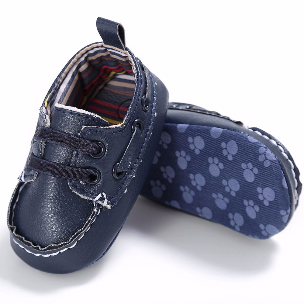 Baby shoe sole for doll Boy Girl Newborn Leather Crib Soft Sole Shoe Sneakers Newborn Ba ...