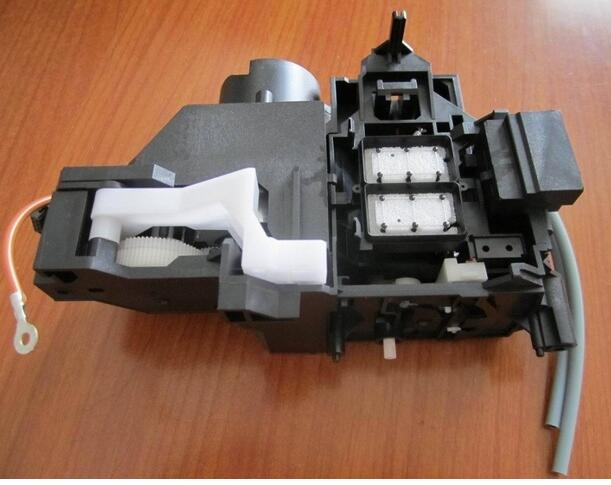 Used R1390 Ink Pump Unit For Epson 1390 R1390 1400 R1400 cleaning unit for epson 1390 ink pump ink pump for roland sj640 ra640 re640 re540 fh740 vs300 vs540 vs640 vp300 vp540 xf640 rf640 rfa640 roland ink pump u type