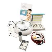3 в 1 Алмазная машина для дермабразии лица микродермабразии машина с распылителем вакуумной очистки и омоложения кожи