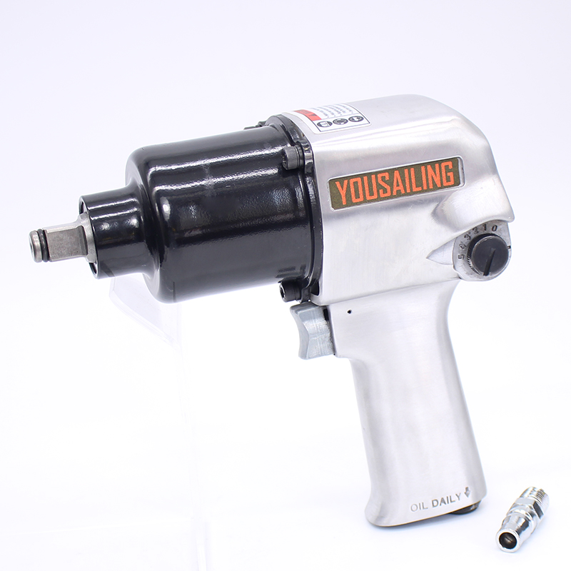 High Quality Heavy Duty 1 2 Inch Pneumatic Torque Wrench Tool Air Impact Wrench 72KG