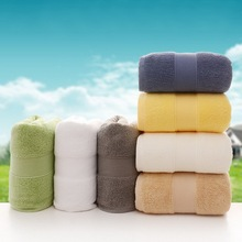 70*140cm 650g Thicker Luxury Cotton Absorbent Bath Towel Quick-Drying Beach Towels Spa