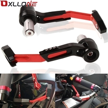 Motorcycle Hand Guard Handle Protection Brake Clutch Lever Protector For Suzuki GSF 250 600S BANDIT GS 500E 500F GSXR 1000 1100