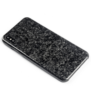 Image 3 - New Forged Composite Real Carbon Fiber Mobile Phone Case For iPhone XS MAX Cover Full Protection For iPhone X XS XR Case