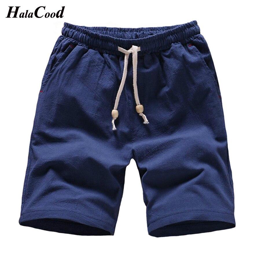Chinesischen Stil 2018 Solide herren Shorts Plus Größe 4XL Sommer strand Shorts Männer Baumwolle Beiläufige Männliche Shorts Homme Marke Kleidung fett