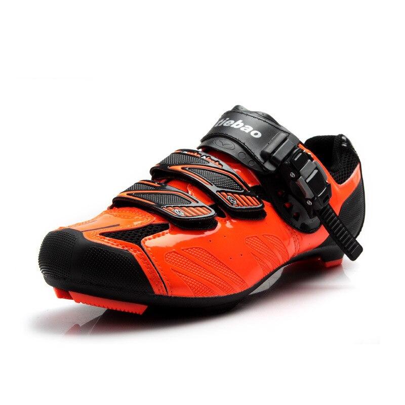 Ehrgeizig Tiebao Professionellen Mtb Fahrradschuhe Mountainbike Selbstsichernde Schuhe Atmungs Bycle Schuhe Fahrradschuhe