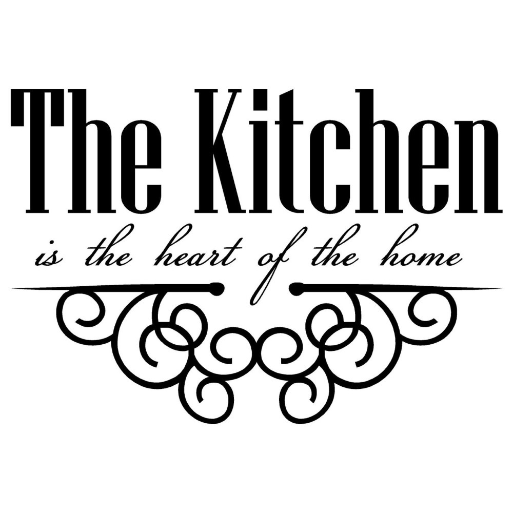 Enchanting Kitchen Is The Heart Of The Home Quotes Composition ...