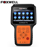 FOXWELL NT644 PRO OBD2 Automotive Scanner Full System ABS Airbag EPB DPF Oil Service Odometer Reset OBD 2 Diagnostic Tool