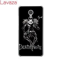 Death Note Ryuk kira Hard Phone Cover Case for Meizu U10 U20 Pro 6 M2 M3 M3S M5 M5S Mini & Note