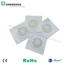 6pcs/lot RFID Android HF NFC Tag Sticker 13.56Mhz Label Rfid Smart Label 213 Antenna RFID Tablet RFID Compatible Most Phones(China)