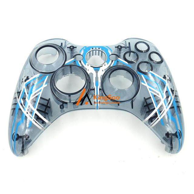 Halo 4 guardians limited edition top shell for xbox 360 controller.