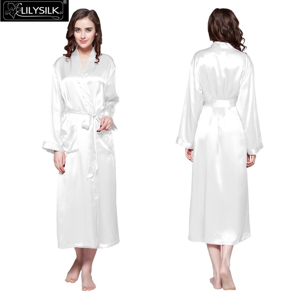 Lilysilk-100-Pure-Silk-Kimono-Long-Women-Wedding-Bride-Robe-22-Momme-Satin-Long-Sleeve-Sleepwear