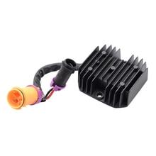 5 wire Double Plug Voltage Regulator for JIANSHE 400cc ATV