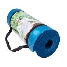 Nbr cm) pilates dance crawling non-slip exercise yoga mat pad fitness