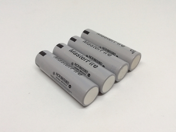 MasterFire 10pcs/lot New Original 18650 NCR18650BD 3.7V 3200mAh 10A discharge battery for Panasonic , electronic cigarettes