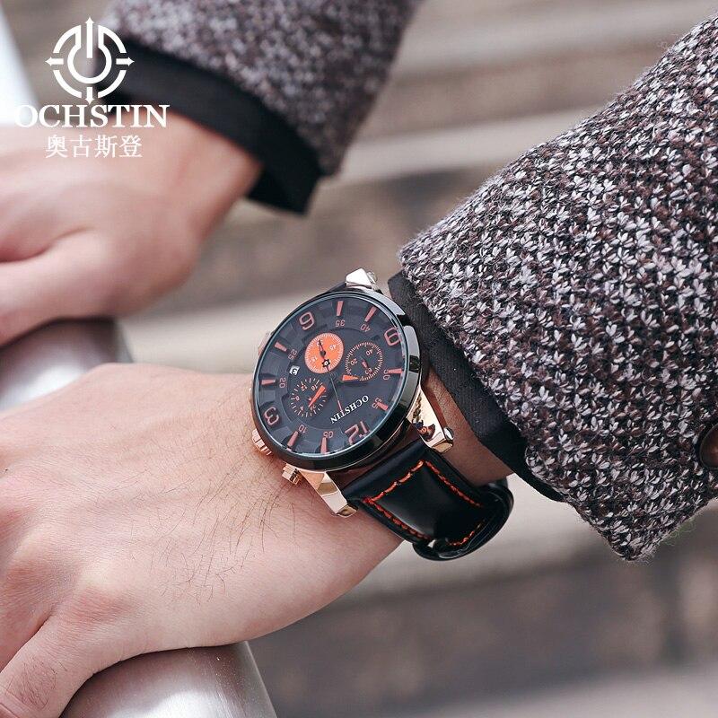 Լավագույն շքեղ ապրանքանիշ OCHSTIN - Տղամարդկանց ժամացույցներ - Լուսանկար 5