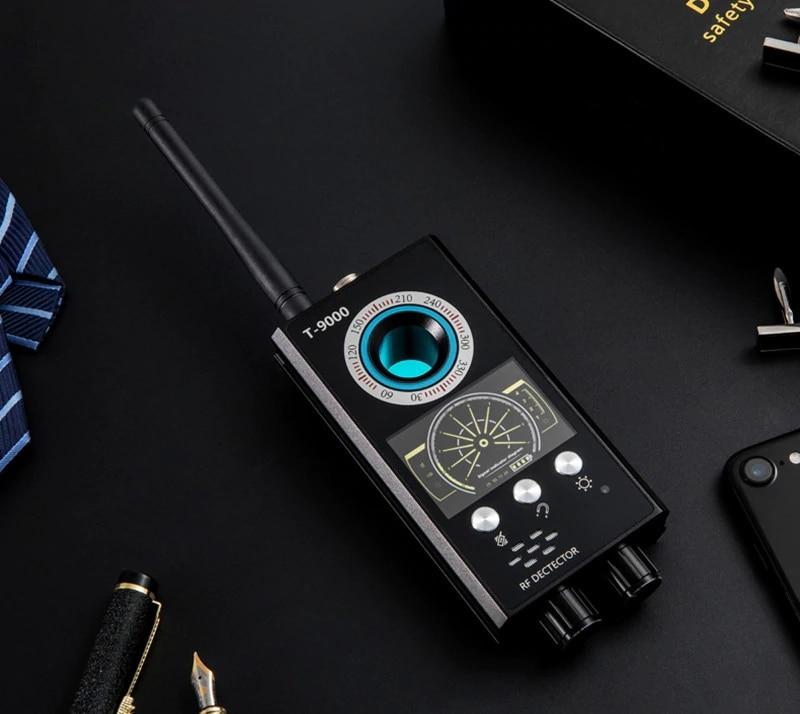 fio sinal para câmera escondida lente laser