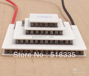 Image 4 - SXDOOL peltier 4 stage multistage refrigeration TEC4 24603 Thermoelectric Cooler modules Peltier Plate element