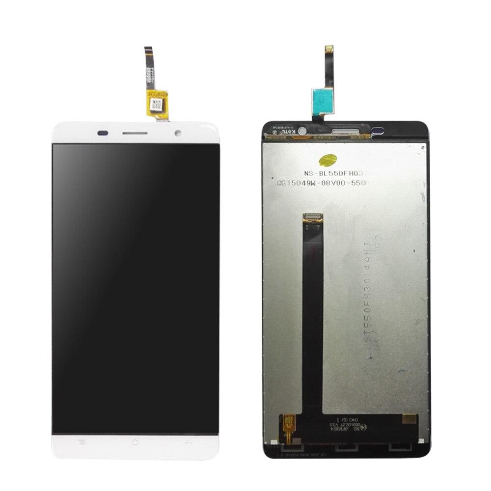 Pour Cubot guépard LCD affichage + écran tactile numériseur assemblée remplacement pour Cubot guépard lcd + outils gratuits