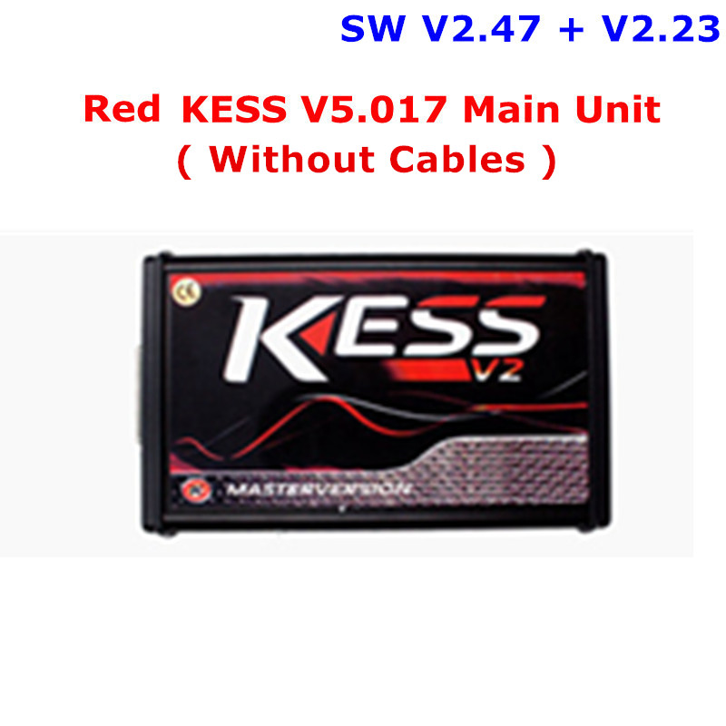 Red KESS Main Unit