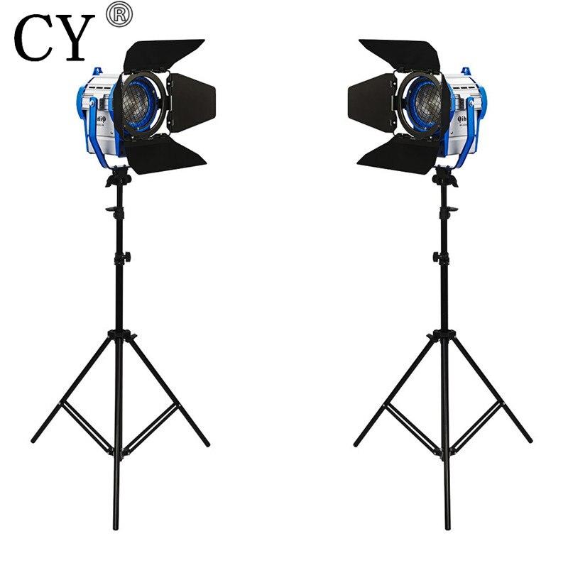 CY צילום אולפן תאורה רציפה ערכות 1000W - מצלמה ותצלום