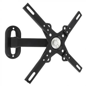 Image 4 - Universal 12KG Adjustable TV Wall Mount Bracket Flat Panel TV Frame Support 30 Degrees with Small Wrench for 14   32 Inch LCD LE