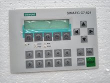 SIMATIC C7 621 6ES7621 6BD01 0AE3 Membrane Keypad for HMI Panel repair do it yourself New
