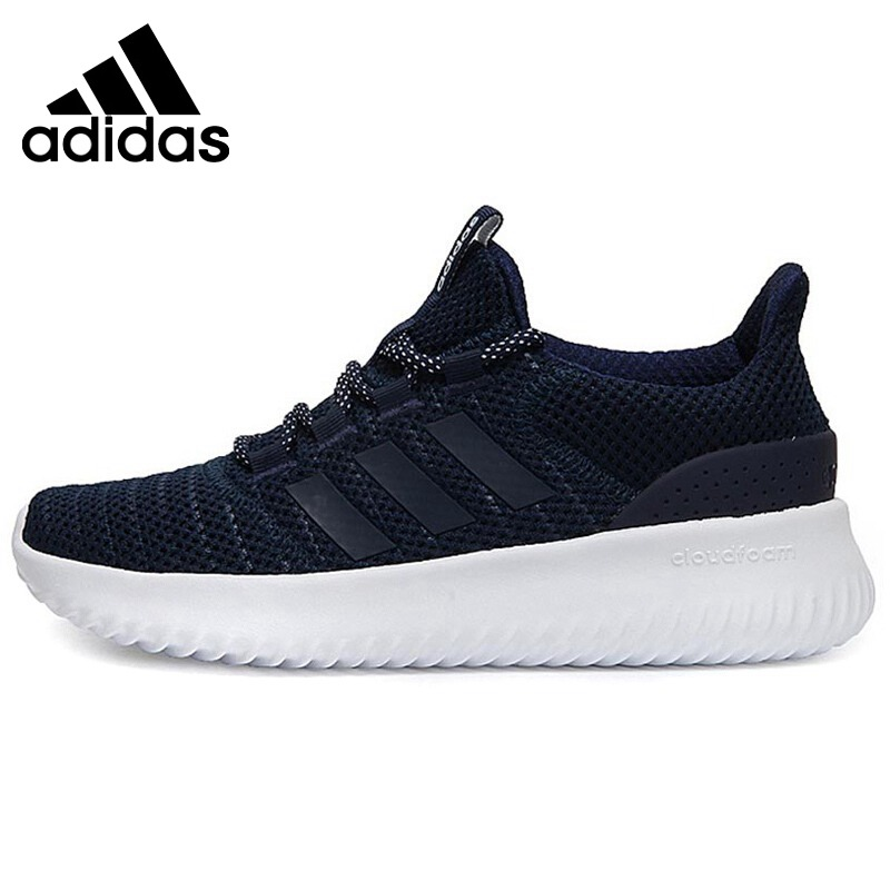 Original New Arrival  Adidas NEO Label CLOUDFOAM ULTIMATE Womens Skateboarding Shoes SneakersOriginal New Arrival  Adidas NEO Label CLOUDFOAM ULTIMATE Womens Skateboarding Shoes Sneakers