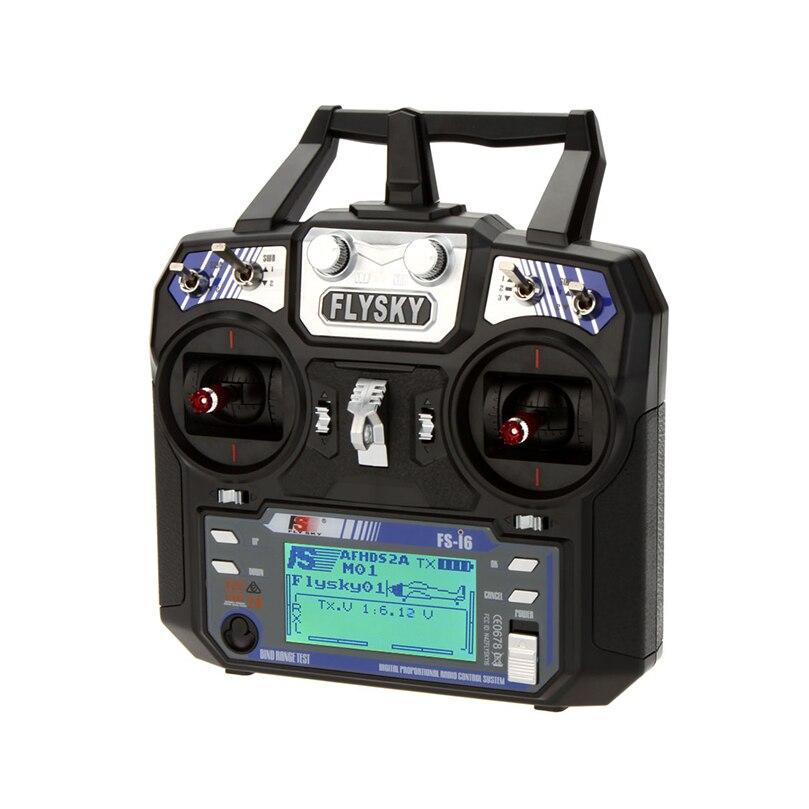 Flysky FS-i6 FS I6 2.4G 6ch RC transmetteur contrôleur FS-iA6/FS-iA6B récepteur pour RC hélicoptères avion quadrirotor planeur Drone
