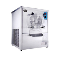 12 15L /H Soft Ice Cream Maker Three Ice Cream Machine Tastes 1500 W Professional Yogurt Machine YKX118 220V/50 Hz Commercial
